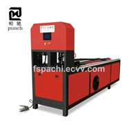 Manufacturer Supermarket Shelves Square Tube Round Pipe CNC Automatic Hole Punching Machine