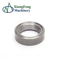 Customized M14 M18 M20 M22 M27 M36 Internal Thread Stainless Steel NPT Bung Weld Adapter Fittings for Oil Cooler