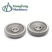 Heavy Industry Hard Wear-Resistant Stainless Steel Rotating Gear