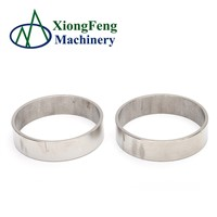 Customized Stainless Steel Metal CNC Turning Parts Machining