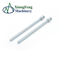 China Made Top Precision CNC Milling Machining Parts Metal Threaded Shaft & Pin Solid Pin Shaft