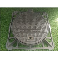 Manhole Cover with Frame En124 Class C250 D400