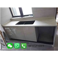 Foshan Weimeisi Customized Prefabricated Bathroom Marble Countertops Kitchen Granite Stone Counter Top