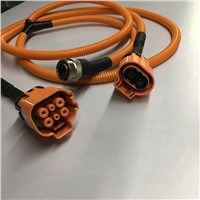 Male & Female Waterproof Connector Wire Harness