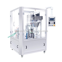 Full Automatic Coffee Capsule Filling & Sealing Machine