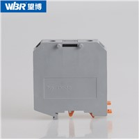 High Current Terminal Block Voltage Copper Terminal Connector UKH50