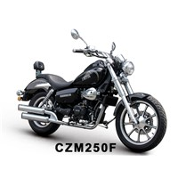 Supply Cruiser CZM250F with 250cc Oil-Cooled Engine