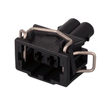 Electrical Waterproof Cable Plug Car Connector 2pins