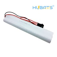 Hubats Ni-CD D 5000mAh 12v Rechargeable Battery Pack for Stairlift Acorn 80