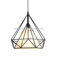 Nordic Hanging Lamps LED Linear Kitchen Pendant Light