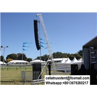 Line Array Speaker Tower Truss Stand