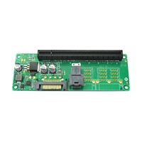 Linkreal 1 Port SFF-8643 to PCIe X16 Slot Adapter Card