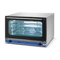 HEO-8M-B 4 Trays Manual Commercial CounterTop Electric Steam Turbo Convection Oven 82