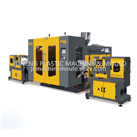 1L Extrusion Blow Molding Machine for Plastic Bottles