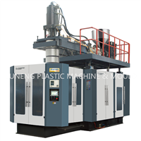 80L Extrusion Blow Molding Machine for Large Container