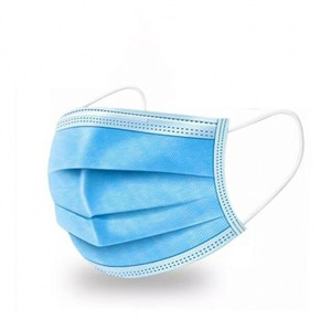 Disposable  SurgicalFace Mask 3 PLY Earloop Non Woven with CE FDA ISO