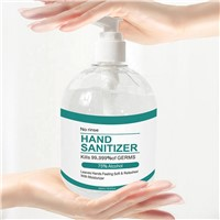 Hand Sanitizer Supplier, China 75%Alcohol Hand Sanitizer Gel