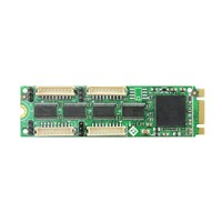 Linkreal PCIe M. 2 to 4-Port RS-232 Serial Adapter Card