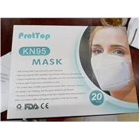 Medical Face Mask of N95 with FDA