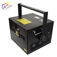 Professional Laser Light Projector RGB 26W Stage Laser Light for Family Party/Concert/Dj/Disco