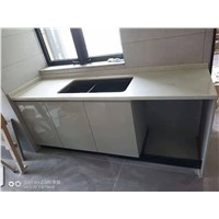 Foshan Weimeisi Decor White Marble Bathroom Wash Basin