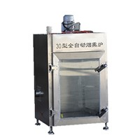 Customized 304 Stainless Steel Fume Stove / Electric Sausage Stove