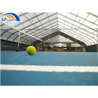 Width 25m PVC Roof Cover Aluminum Frame Curve Marquee Party Tent for Party Event