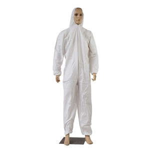 Disposable Hospital Coverall Microporous Safety Medical Protective Clothing Medical Isolation Suit Protective Coveralls