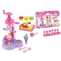 Toys Color Clay Set, Toys Playdough, Rubber Children't Toys