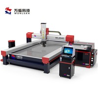High Pressure Waterjet Cutting Machine for Metal/Glass/Stone/Rubber/Foam/Wood