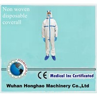 Coverall Gown CE FDA ISO Protective Suit Protective Gear