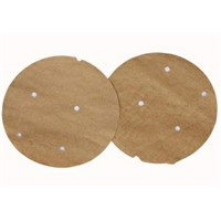 Perforated Kraft Paper Round Holes For Gerber CAM System