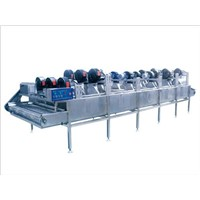 Fruit & Vegetable Air-Drying Line / Strong Current Dryer