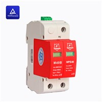 40kA Class C Surge Protection Device(SPD)TUV Certificated for Single-Phase 220V AC System