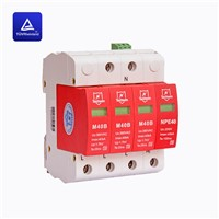 40kA Class C Surge Protection Device(SPD)TUV Certificated for Three-Phase 380V AC System