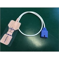 Adult Finger Clip SPO2 Probe Customized OEM SPO2 Probe Reusable
