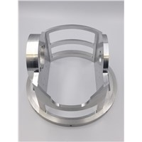 OME Precision Milling Aluminum Aviation Parts