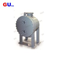 High Heat Transfer Efficiency Plate-Shell Exchanger from China Manufacturer