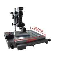 EOC 360 Degree Component Inspection Take Photo Capture Function Electronics Industry 2d 3d Video Microscope