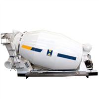 6 Cubic Concrete Mixer Truck Transit Mixer with Factory Price
