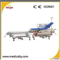 Hot Selling Good Quality Luxury Hydraulic Paramedic Stretcher Emergency Gurney Ambulance for Sale