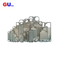 PHE Accessories with Plate Heat Exchanger Plates Made in China Manufacturer