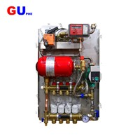 High Quality Wall-Mounted Building Heat Exchanger Station