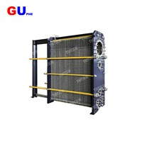 High Quality Plate Type Condenser by Welded Method Made in China