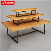 High Quality Product Disassembled 4 Ways Display Stand Shop Display Stand