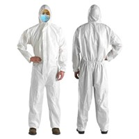 Disposable Medical Protective Suit Isolation Coverall Medical Gown