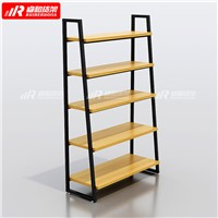 2019 HOT SALE Miniso 5 Tiers 7 Tiers Metal & Wooden Display Stand