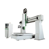 Hot Sale 5 Axis Series CNC Router for Woodworking