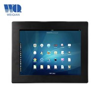 12 Inch WinCE Industrial Touch Screen Computer