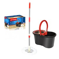 OEM ODM 360 Spin Mop with Bucket & 2 Refills